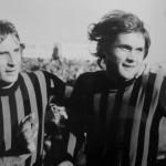 Serie A 1973/74 Pirazzini con Silvano Villa