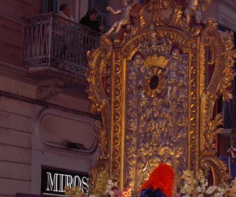 La processione del 22 marzo