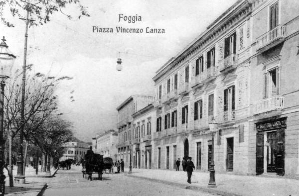 Ristorante Lanza - piazza Lanza 77 (1917)