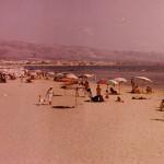 La spiaggia di Siponto