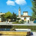 Piazza principale di Siponto