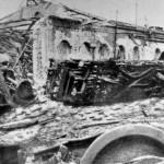 Effetti dei bombardamenti
