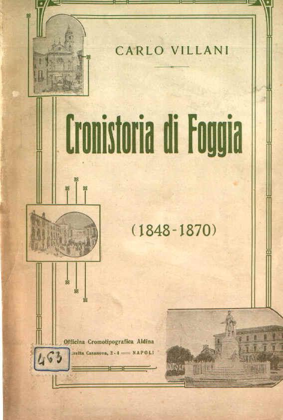 Una Foggia Di Colletto Rigido.Cronistoria Di Foggia 1948 1970 Manganofoggia It