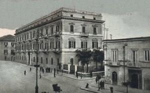 La nuova sede del Comando dei Vigili Urbani