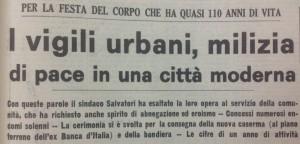 Così titolò La Gazzetta del Mezzogiorno il 15 aprile 1971