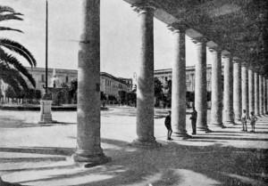 La fontana negli anni 30