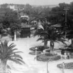 1923 - La terza Mostra Campionaria Agricola all'interno della Villa
