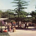 1970 - Parco giochi all'interno della Villa inaugurato il 9 aprile 1967 dal sindaco dell'epoca, Vittorio Salvatori