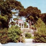1970 - Monumento a Rosati e laghetto