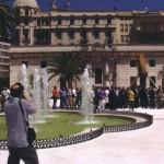 4 luglio 2005 Inaugurazione da parte del sindaco, Orazio Ciliberti