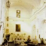 Interno della chiesa di S.Tommaso