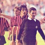 1973/74 - Tra gli altri si intravede un giovane Pellegrino Valente