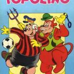 Copertina del Topolino (gennaio 1977) dedicata al Foggia