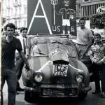 Festeggiamenti promozione in serie A 1969/70 (foto Nicola Gentile)