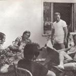 Ritiro a Padula - Serie A 1970-71