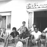 Foggia in ritiro 1970