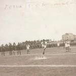 Amichevole a Vasto - 1934: Vastese Foggia 3-3 (foto di Beniamino Fiore)
