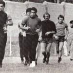 Maestrelli dirige un allenamento
