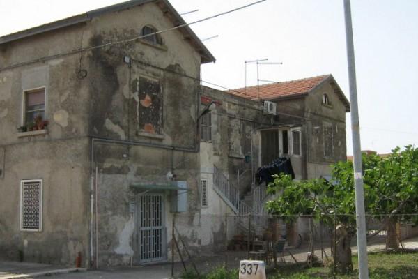 Ultima Palazzina delle Popolari su via Lucera a Foggia