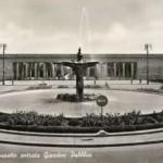 Piazza Cavour nel 1960
