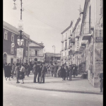 Corso Vittorio Emanuele angolo via Oberdan