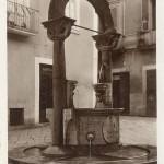 Pozzo Rotondo in piazza Federico II