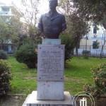 Il busto di Emilio Perrone