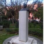 Il busto di Moisè Maldacea