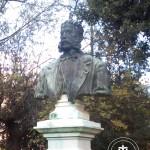Il busto di Lorenzo Scillitani