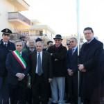 Inaugurazione della via dedicata a Garofalo