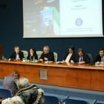 Presentazione alla Sala Azzurra della Camera di Commercio il 28 dicembre 2011