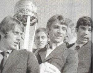 Con la Coppa Intercontinentale conquistata con il Milan nel 1969