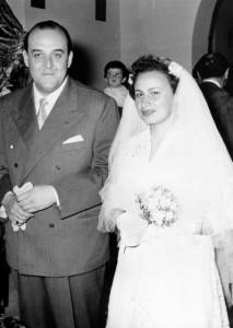 Il giorno del suo matrimonio