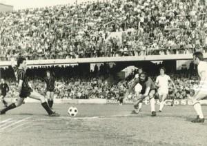Il gol di Tamalio alla Reggiana
