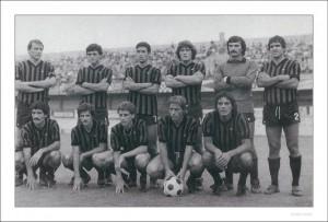 Il Foggia 78/79