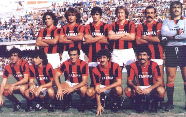 Il Foggia edizione 1981/82