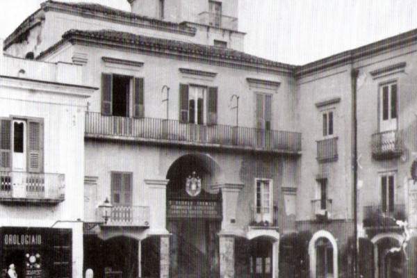 Sede del vecchio municipio