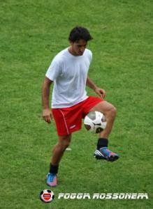 Il capitano della squadra, Cristian Agnelli