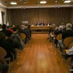 """Giovedì 17 dicembre 2015 - Sala Rosa del Palazzetto dell'Arte - Presentazione de """"I racconti del cortile"""""""