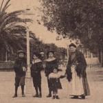 Foto di famiglia in villa - primi 900 (foto di Marco Scarpiello)