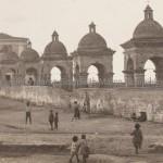 Chiesa delle Croci negli anni 20 (collezione privata Marco Scarpiello)