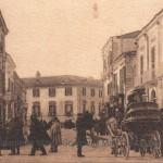 Corso Garibaldi all'incrocio con corso Vittorio Emanuele - anni 20 (collezione privata Marco Scarpiello)