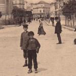 Piazza Cavour 1910 (collezione privata Marco Scarpiello)