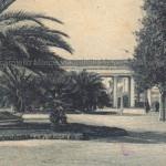 Passeggiata in villa 1915 (collezione privata Marco Scarpiello)