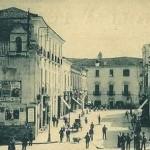 Corso Garibaldi ai primi del novecento