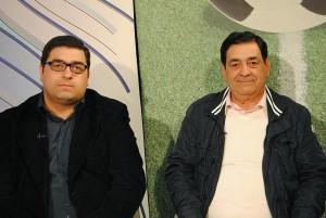 Giuseppe e Franco Lo Campo, dirigenti acd Foggia Calcio