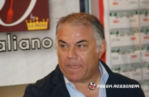 Bellisario Masi - Direttore generale acd Foggia Calcio