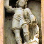 Edicola votiva di S.Michele in via Cibele 11