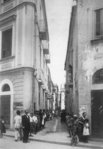 Via degli Scopari, da c.so Cairoli - era la parallela a destra di via dei Giungai