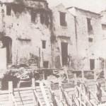 La Chiesa del SS. Salvatore attigua a quella di S. Angelo. Furono abbattute entrambe
